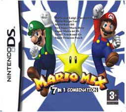 ds multi game mario